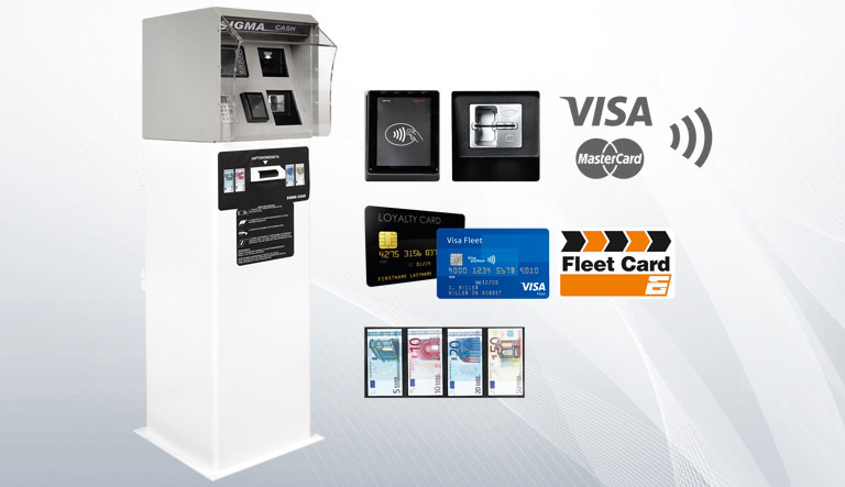OPT SIGMA CASH EMV II