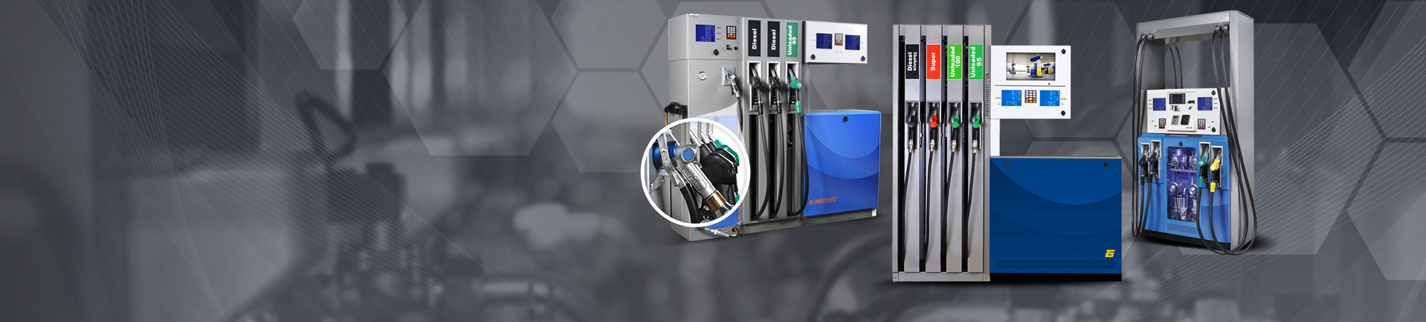 Fuel Pumps & Dispensers